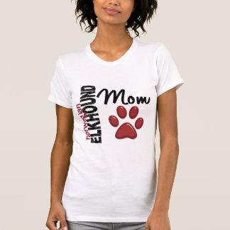 Norwegian Elkhound Mom 2 Shirts