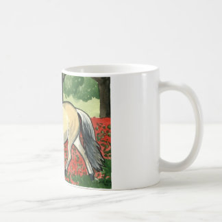 Norwegian Fjord HORSE ART Coffee Mug
