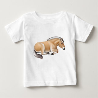 Norwegian Fjord Horse Infant T-Shirt