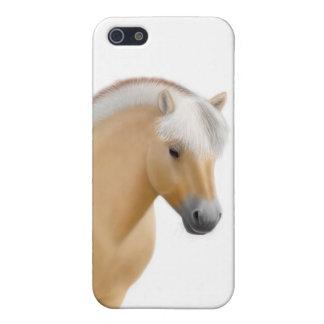 Norwegian Fjord Horse iPhone Case