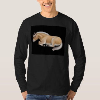 Norwegian Fjord Horse Long Sleeve T-Shirt