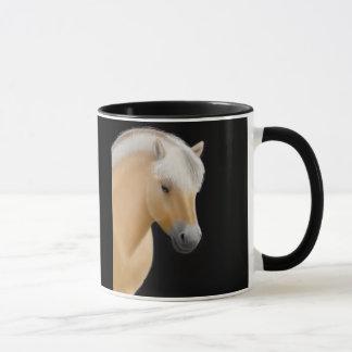 Norwegian Fjord Horse Mug