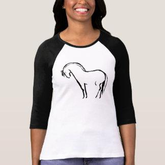 Norwegian Fjord Horse Tshirt