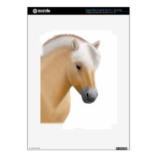 Norwegian Fjord Horse Zazzle Skin Skin For iPad 3