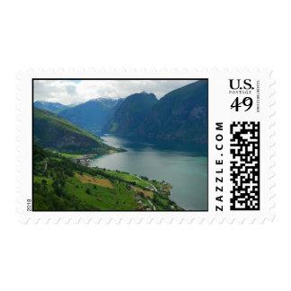 Norwegian Fjord Postage