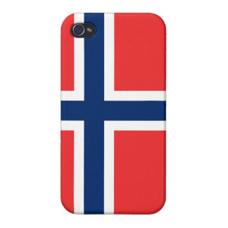 Norwegian Flag - Flag of Norway iPhone Case