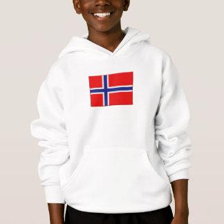 Norwegian Flag Hoodie