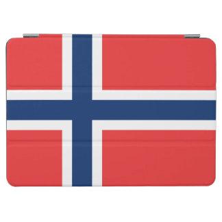 Norwegian flag iPad air cover