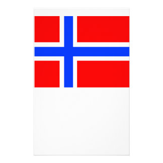 Norwegian Flag Stationery