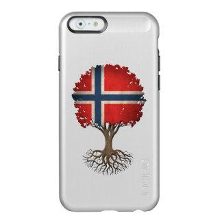 Norwegian Flag Tree of Life Customizable Incipio Feather® Shine iPhone 6 Case