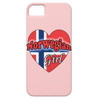 Norwegian Girl iPhone 5 Covers