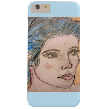 Norwegian Girl Barely There iPhone 6 Plus Case
