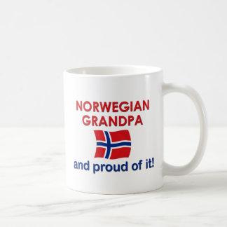 Norwegian Grandpa-Proud of it Coffee Mug