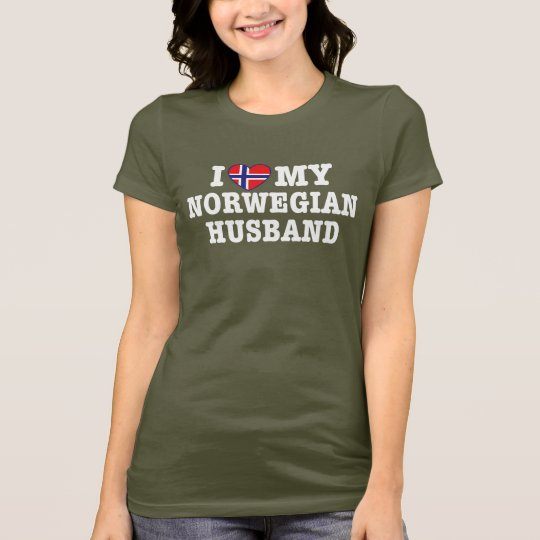 Norwegian Husband T-Shirt