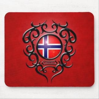 Norwegian Iron Tribal Mouse Pad