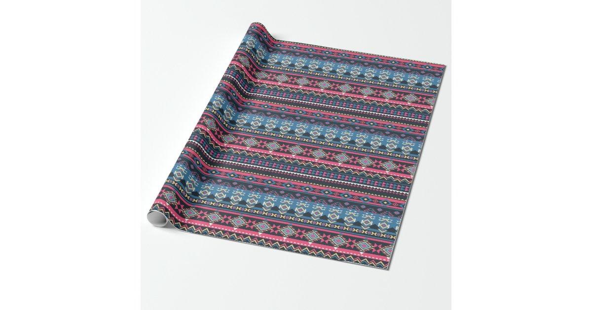 Norwegian Knit Sweater Pattern Wrapping Paper   Zazzle.com