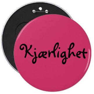 Norwegian Love Pinback Button