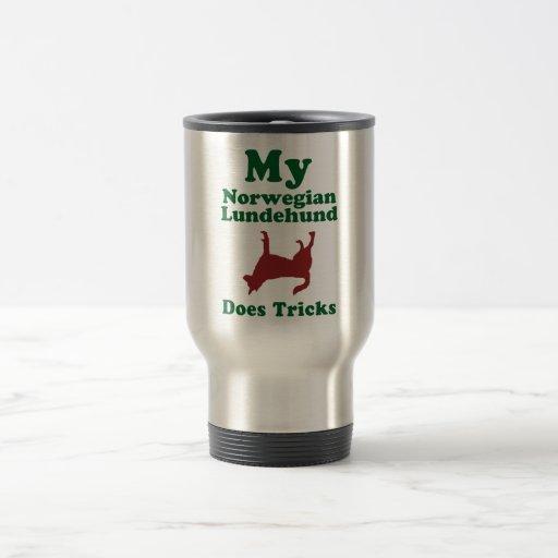 Norwegian Lundehund Coffee Mug