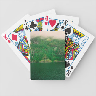 Norwegian Misty Mountain Bicycle Card Deck