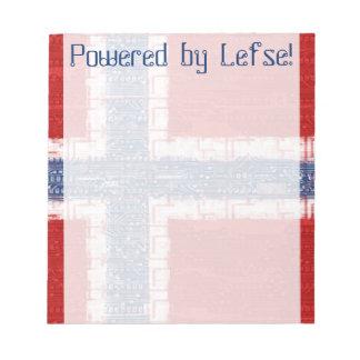 Norwegian Motherboard Theme Memo Pads