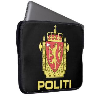 Norwegian Police Service Laptop Sleeve