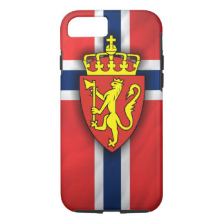Norwegian Pride iPhone 7 Case