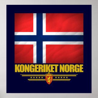 Norwegian Pride Posters
