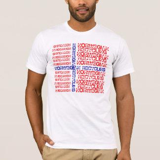 NORWEGIAN RECYCLING t-shirt