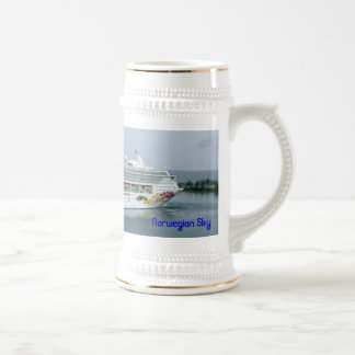 Norwegian Sky Mug