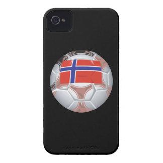 Norwegian Soccer Ball Case-Mate iPhone 4 Case