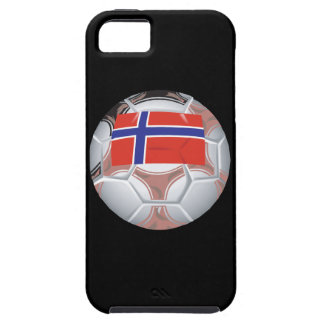 Norwegian Soccer Ball iPhone SE/5/5s Case