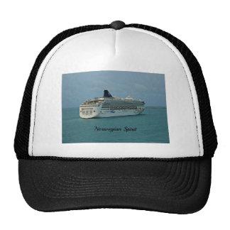 Norwegian Spirit Trucker Hat