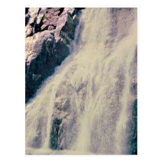 Norwegian Waterfall Postcard