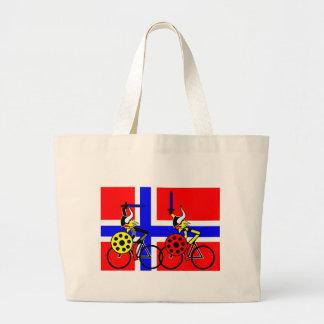 Norwegians Tote Bag