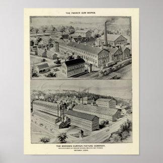 Norwich Bleachery Poster