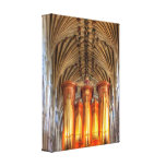 Norwich Cathedral organ Canvas Print