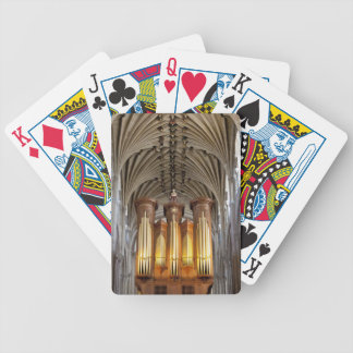 Norwich cathedral playing cards