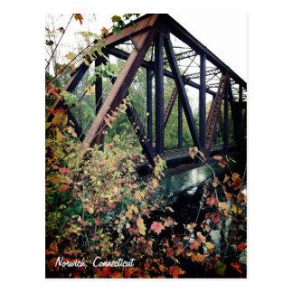 Norwich, Connecticut Postcard