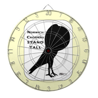 Norwich Croppers Stand Tall Dart Boards