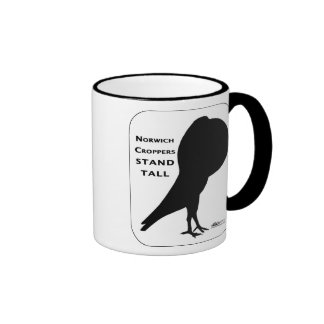 Norwich Croppers Stand Tall Coffee Mugs