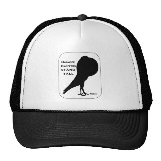 Norwich Croppers Stand Tall Trucker Hat