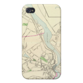 Norwich iPhone 4/4S Carcasas
