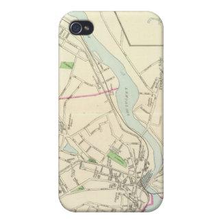 Norwich iPhone 4 Carcasa