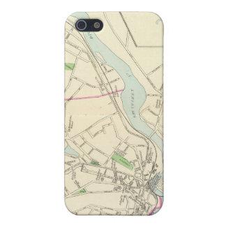 Norwich iPhone 5 Funda