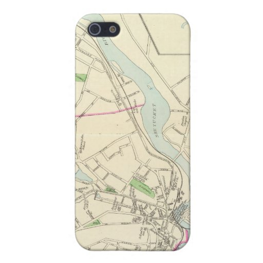 Norwich iPhone 5 Protector