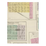 Norwich, Pearlette, césped, Kansas Tarjetas Postales