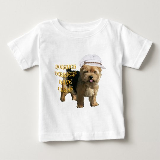 Norwich Terrier Baby T-Shirt