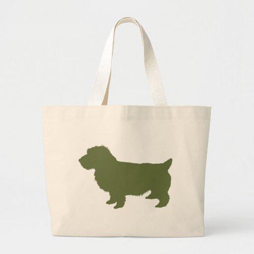 Norwich Terrier Canvas Bag