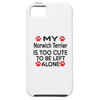 Norwich Terrier Designs iPhone 5 Cover