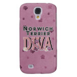 Norwich Terrier DIVA Samsung Galaxy S4 Covers